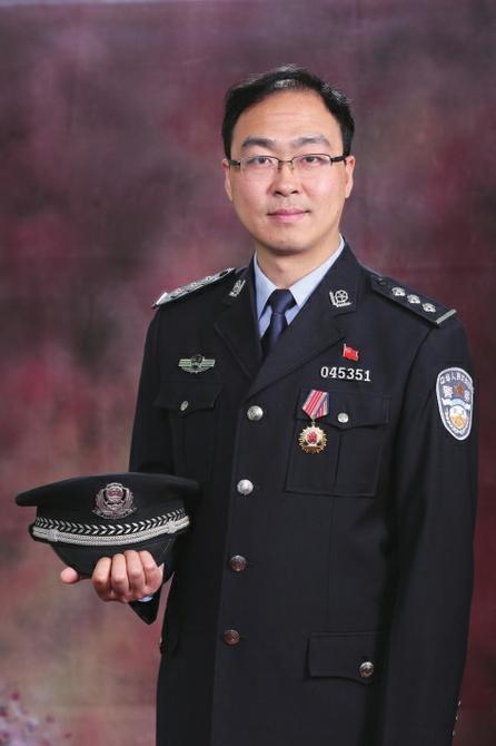 公安服装图片素材