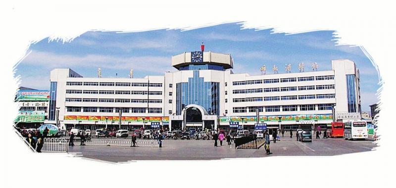 坐火车从北京到呼市七八个小时